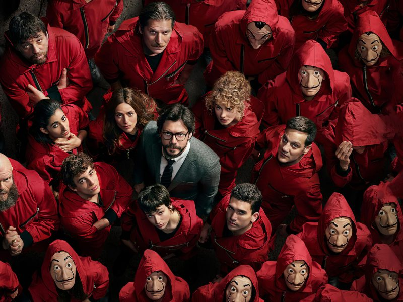 Netflix's Money Heist Honest Review – Is it really about Heist?