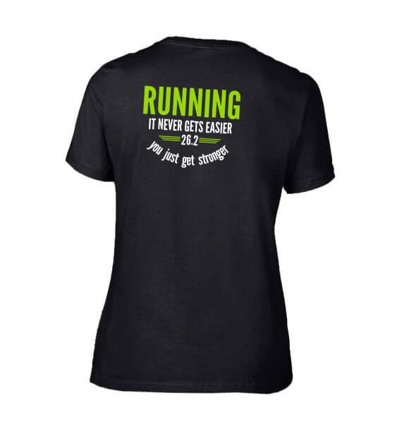 running-never-ladies-black-back-green