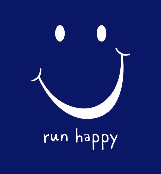 slogan run happyhoodie