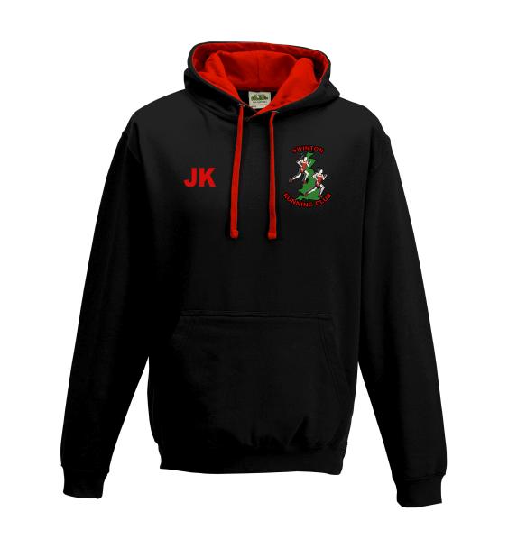 swinton rc hoodie front
