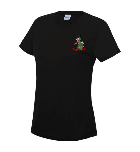 swinton rc ladies tshirt front