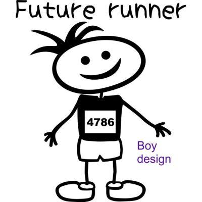 baby future runner boy