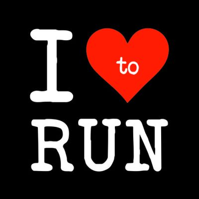 I love to Run