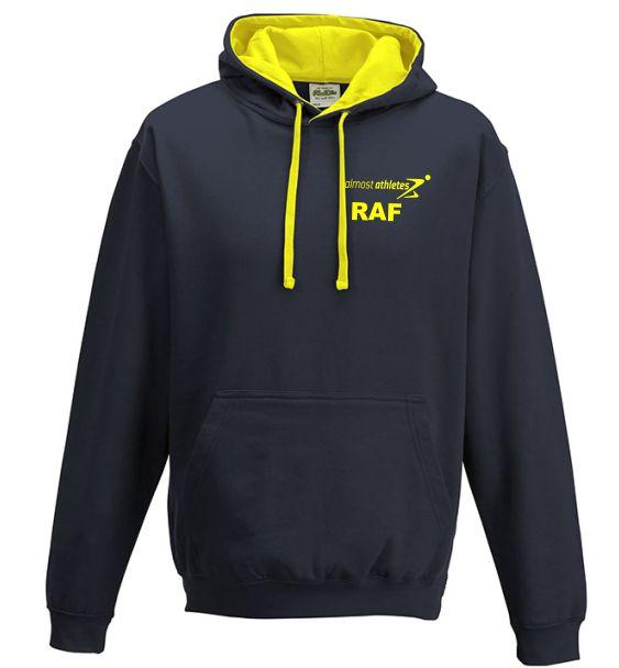 aa hoodie blue