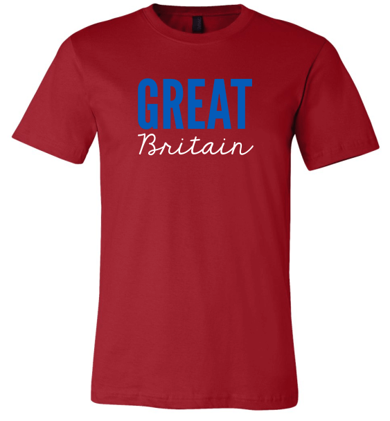 GB red mens