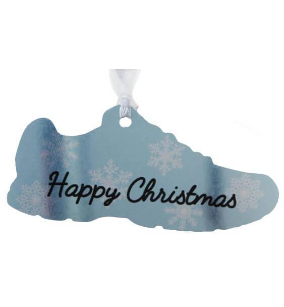 metal trainer christmas blue 2