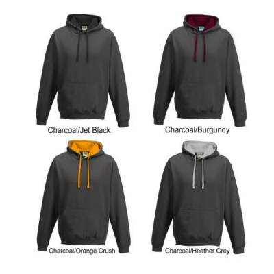 Hoodie colours