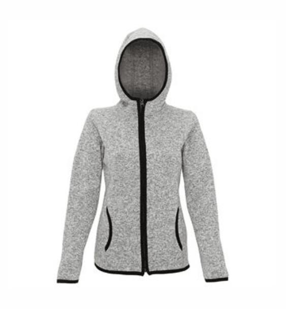 Fleece Jacket Arctic White