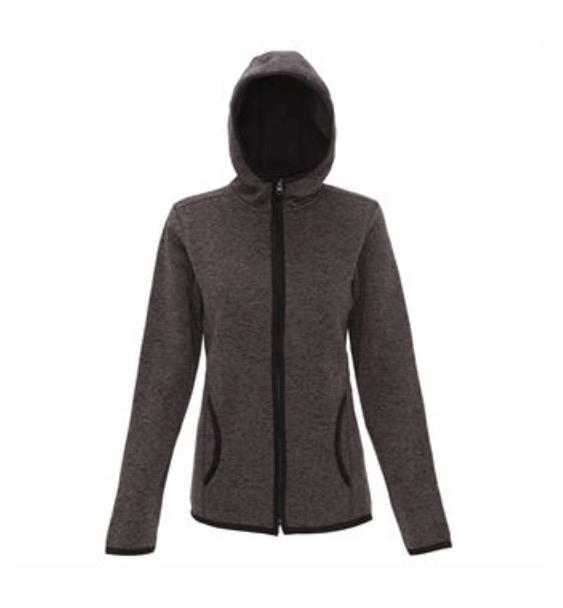 Fleece Jacket Charcoal