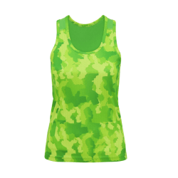 Ladies Hexoflage Running Vest