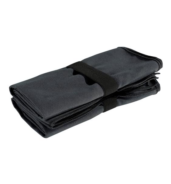 td towel charcoal