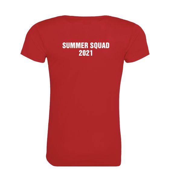Cheltenham running club summer squad