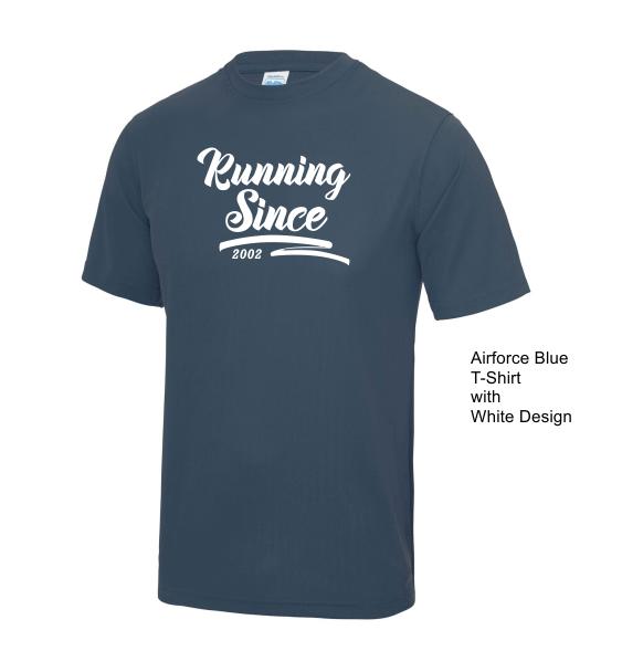running-since-mens-tshirt