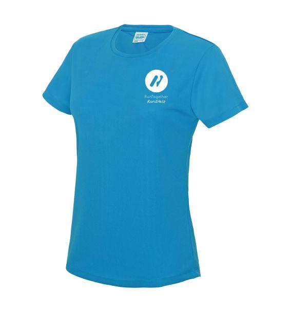Run2Help tshirt front