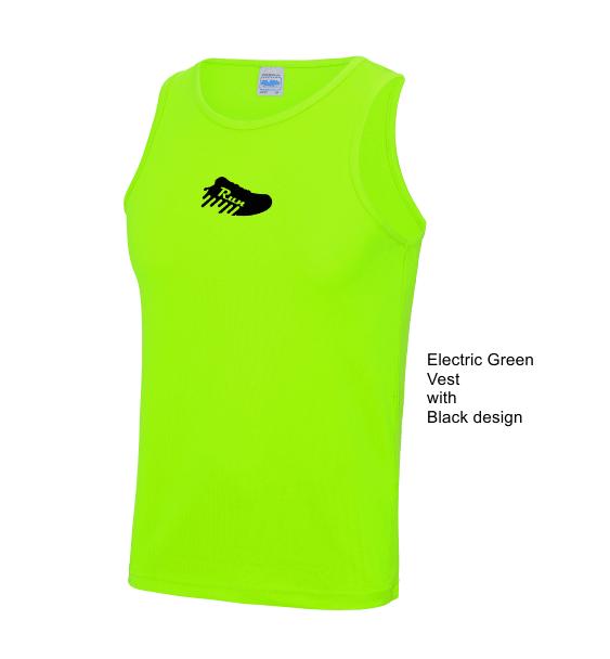 run-the-world-e-green-vest