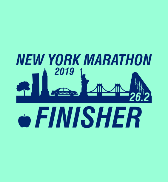 New York finisher