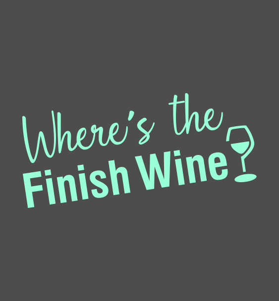 Where's-the-finish-wine