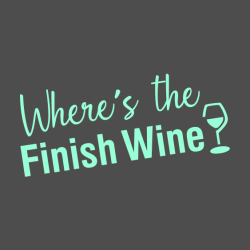 Where's The Finish Wine