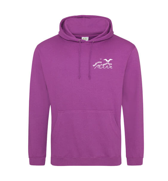 seafront-shufflers-hoodie-magenta-front