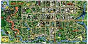 Fear Street Map 2