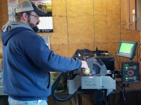 Calibrating Planter Meters