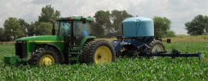 Sidedress Bar