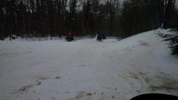 2015 Snowmobile Trip