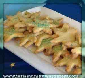 Frozen Snowflake Cookies 3