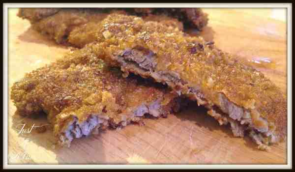 Crumbed Schnitzel