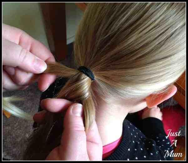 Fishtail braid