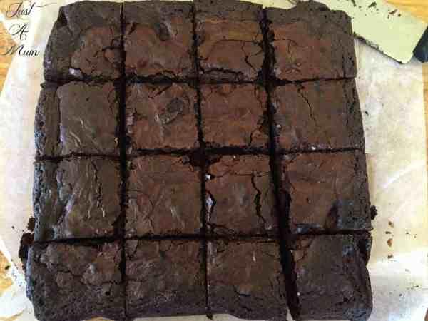 Salted Caramel Brownie 5