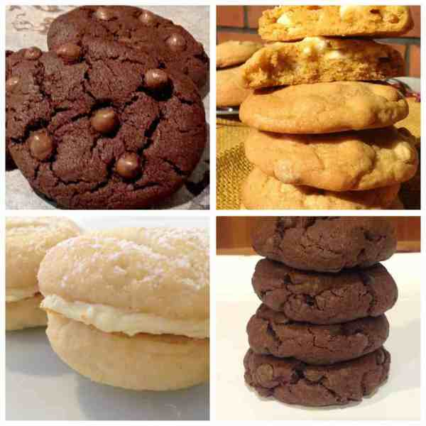 Best Cookies Collage