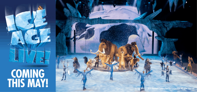 Ice Age Live! Just A Mum