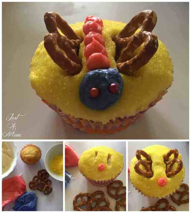 Just A Mum - Chelsea Sugar Cupcakes
