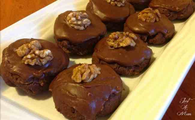 Just A Mum's Grandma's Afghan Biscuits