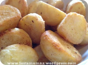 Roasted Potatoes 4