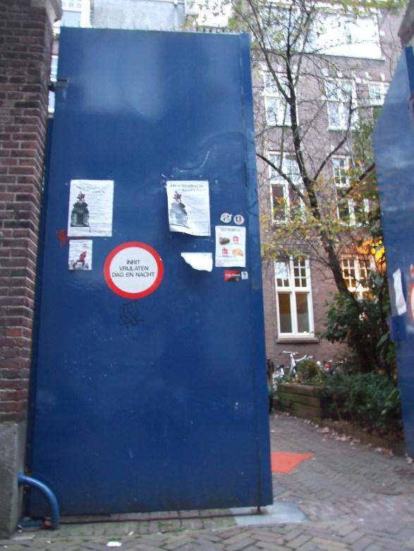 24. Occupation Spinhuis