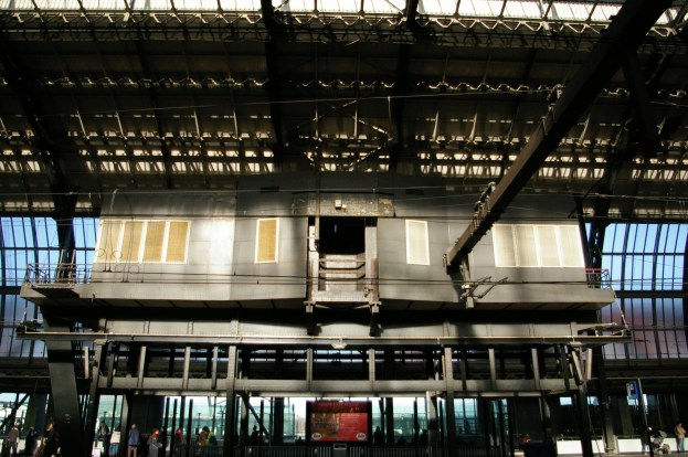 24. Amsterdam Central Track 10-11