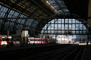 27. Amsterdam Central Track 10-11