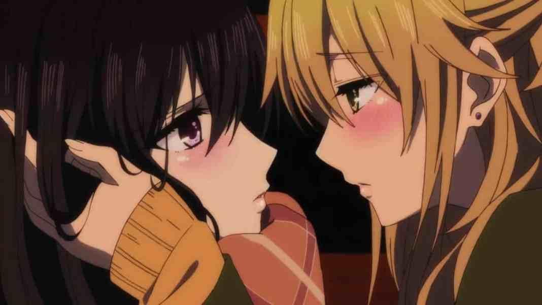 Best Yuri Anime
