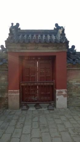 Seventy-Year-Old Door, Temple of Heaven