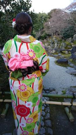 Pretty kimono! A cuter style...