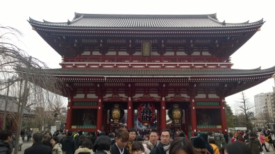 Hozomon Gate, Senso-Ji Temple