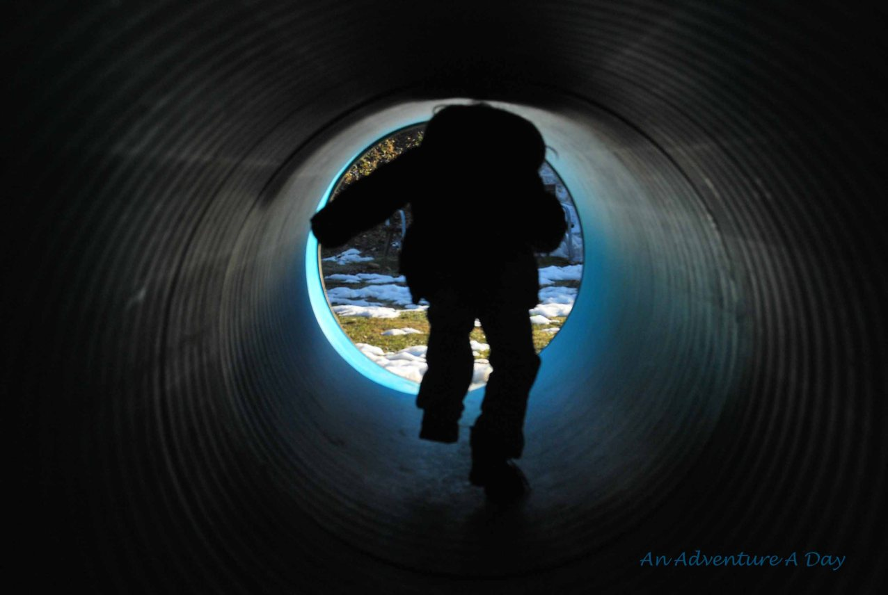 There's always a light at the end of the tunnel.