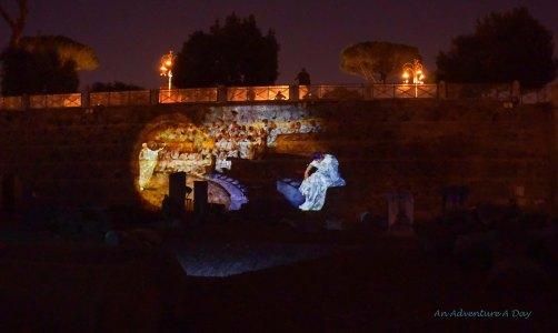 Cicero in lights