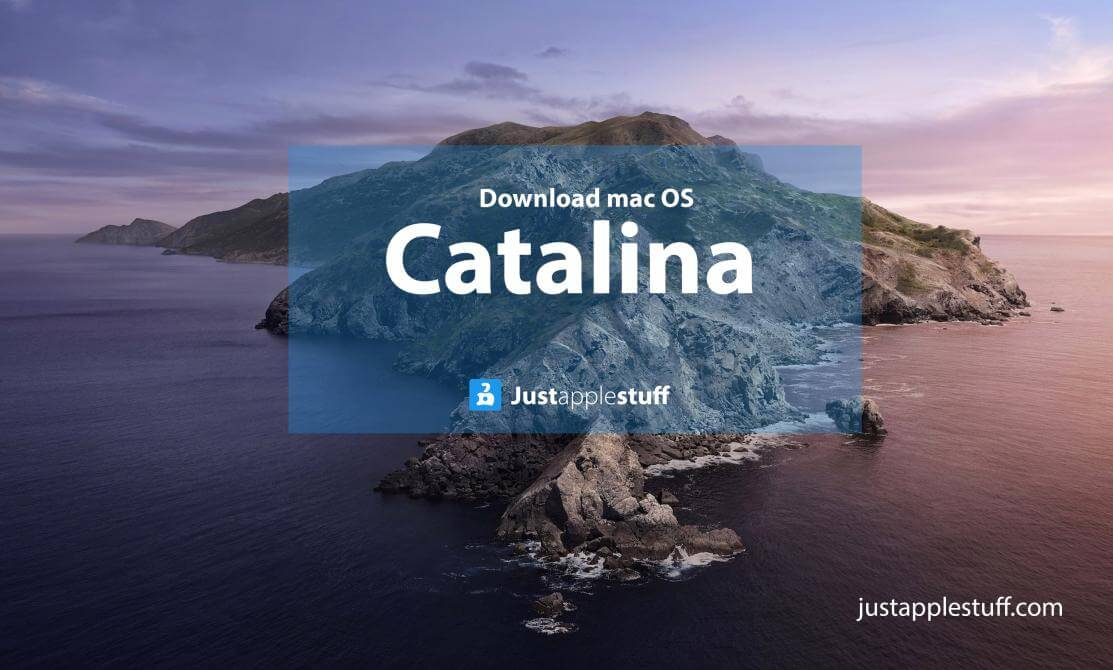 Mac OS Catalina Download