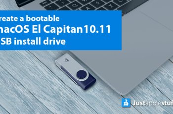 How to Make a Bootable Installer For mac OS X El Capitan