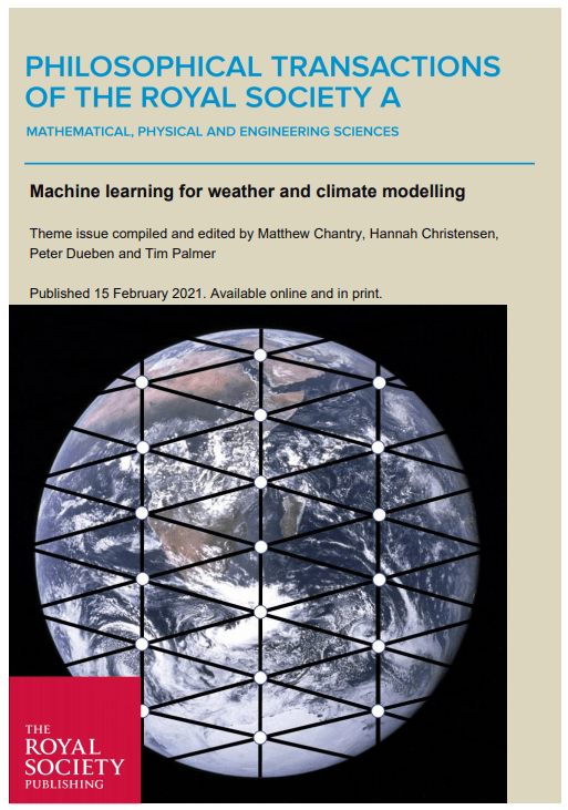 Royal Society Special Issue: Machine Learning for Weather and Climate Modelling – HPCwire