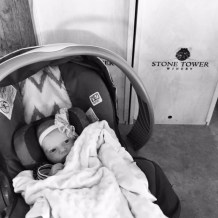 Baby's First Winery Tour, Complete With Side Eye