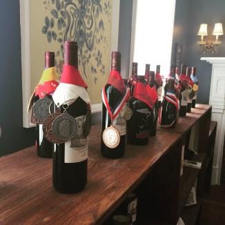 award-winning bottles